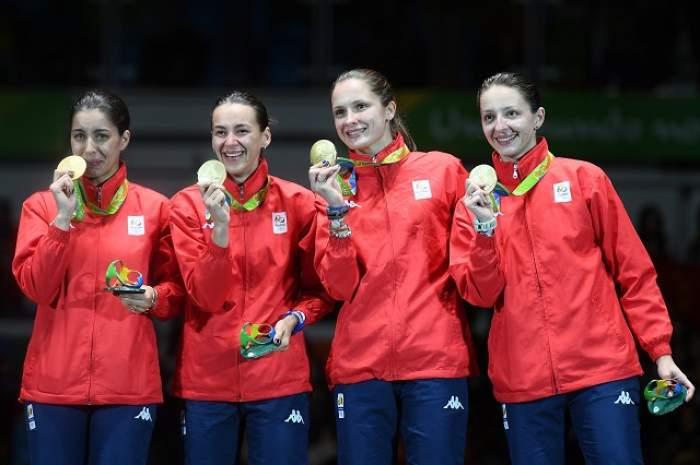 Ana-Maria Popescu, dezvăluiri BOMBĂ! Campioanele olimpice la spadă, sechestrate în Brazilia! INTERVIU EXCLUSIV!!!