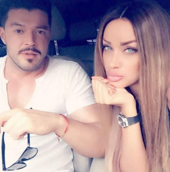 FOTO / Bianca Drăguşanu şi Victor Slav au o misiune tare specială astăzi! Viitorul fiicei lor e în joc
