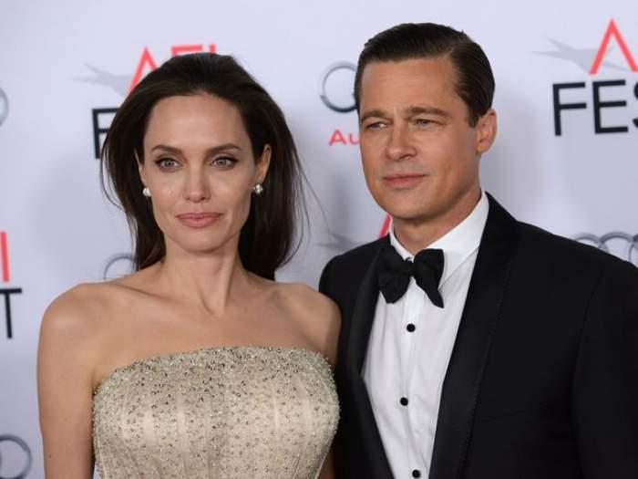 Decizie-şoc în lumea mondenă! Angelina Jolie şi Brad Pitt divorţează!