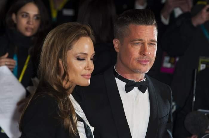 Figurinele de ceară ale Angelinei Jolie şi Brad Pitt de la Madame Tussauds au fost despărţite!