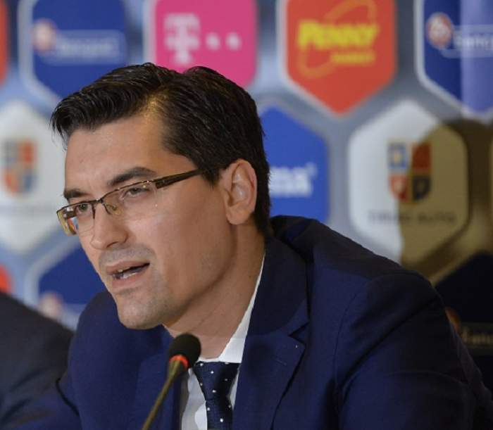 Bombă în fotbalul românesc! Preşedintele FRF, Răzvan Burleanu, pe făraş!