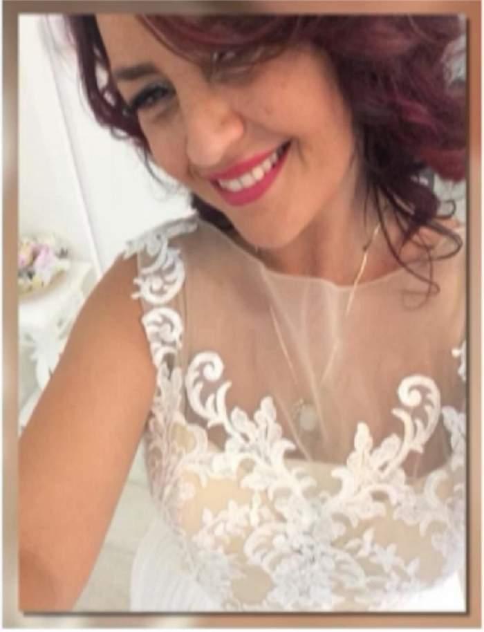 """Rona Hartner a îmbrăcat rochia de mireasă: """"Sunt îndrăgostită"""""""