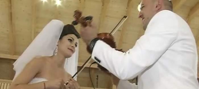 FOTO / Vasilică Ceteraşu a făcut nuntă ca-n basme! Ce nu s-a văzut la petrecerea de 3 zile a cântăreţului de muzică populară