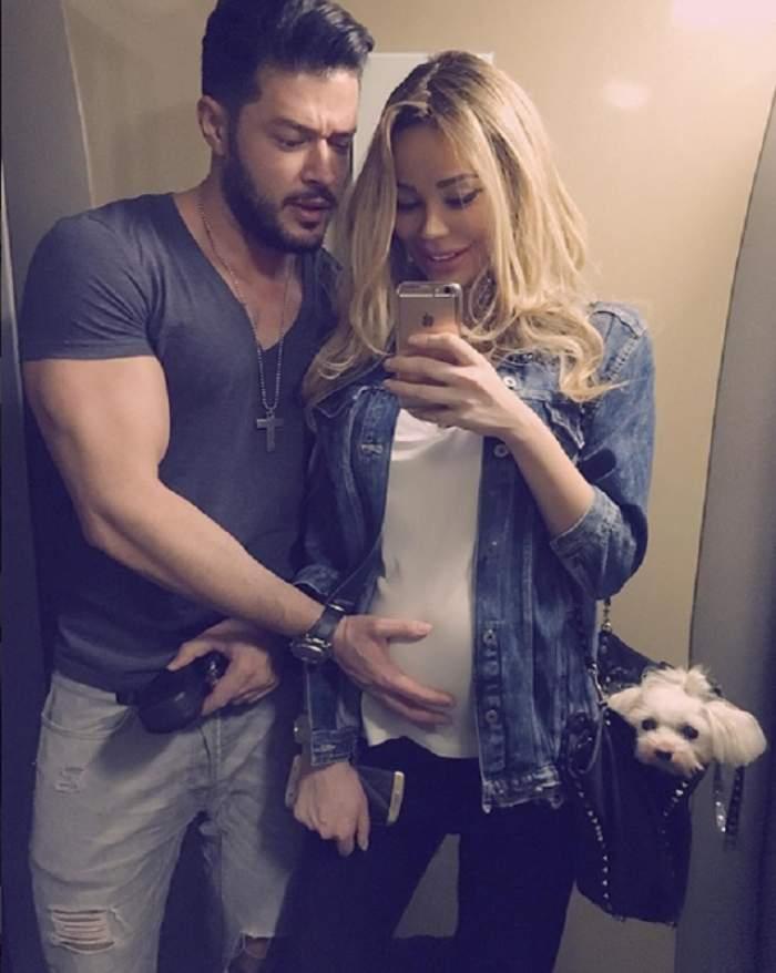 Bianca Drăguşanu şi Victor Slav, pregătiţi să-şi întâlnească fetiţa! Tăticul a făcut anunţul, iar prietenii au sărit cu felicitările