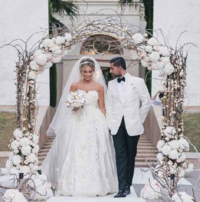 Imagini fabuloase! O româncă s-a căsătorit cu unul dintre cei mai bogaţi bărbaţi din lume: e tânăr, frumos şi numai ceasurile lui pot cumpăra o ţară