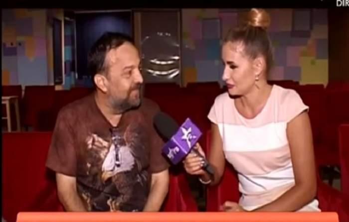 """VIDEO / Interviu emoţionant! Ce spunea Ioan Gyuri Pascu despre moarte! Luminiţa Anghel: """"Era foarte sensibil, în spatele camerelor..."""""""