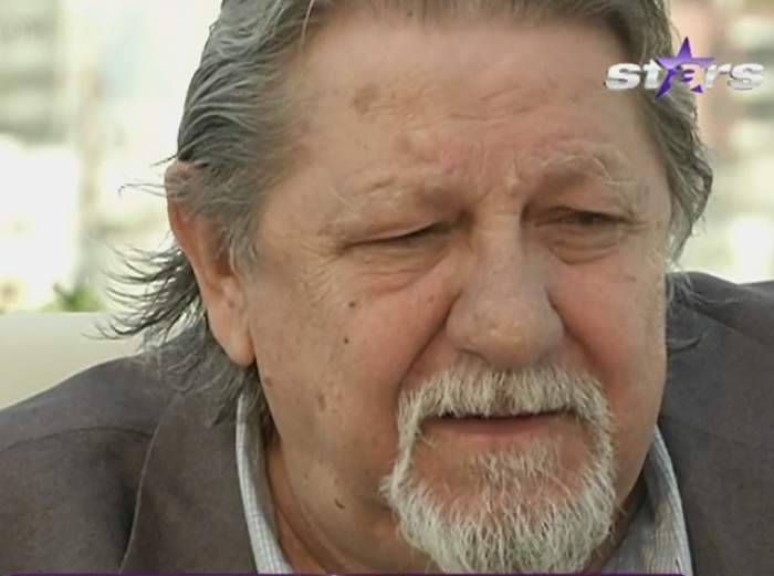 VIDEO / Sebastian Papaini, în lacrimi la TV! A vorbit despre cele mai mari regrete