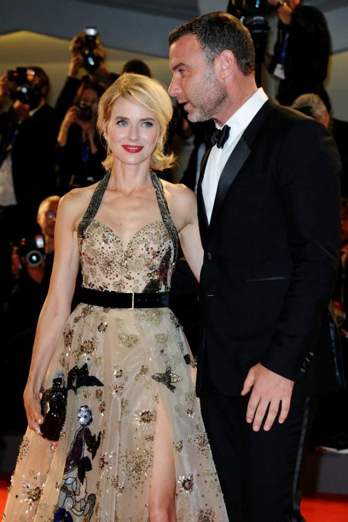 Un nou divorţ la Hollywood! Naomi Watts şi Liev Schreiber s-au despărţit, după 11 ani de relaţie!