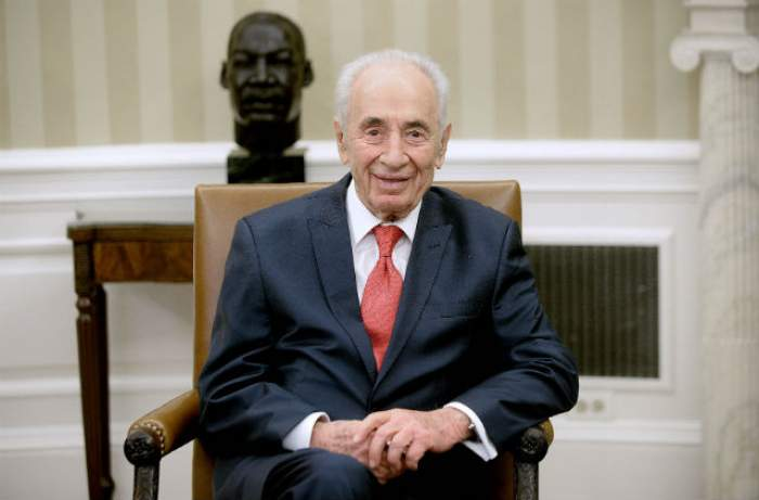 VIDEO / Fostul președinte al Israelului Shimon Peres a murit! Avea 93 de ani