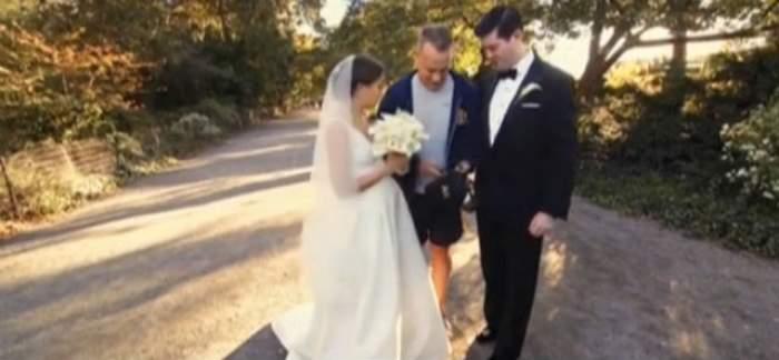 VIDEO / Surpriză uriaşă pentru doi tineri! Ce s-a întâmplat în ziua nunţii lor a făcut înconjurul lumii