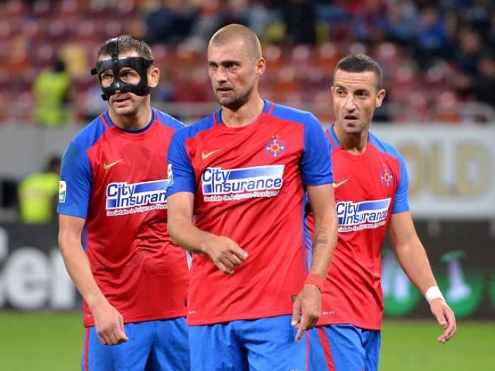 Steaua, făcută praf chiar înainte de meciul capital cu Villarreal! Tamaș, principalul vinovat