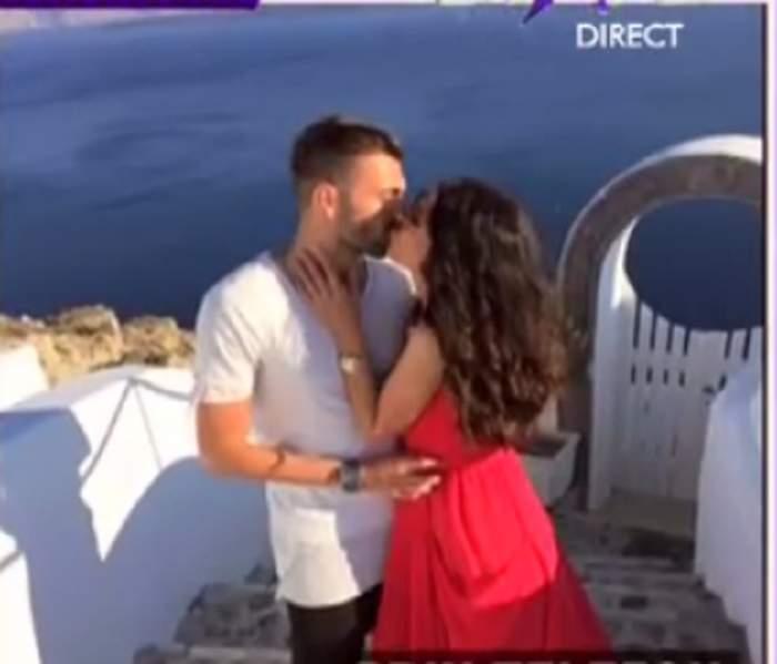 VIDEO / Adrian Ropotan și Raluca Ogică se CĂSĂTORESC! Totul despre nuntă, dar şi despre copii