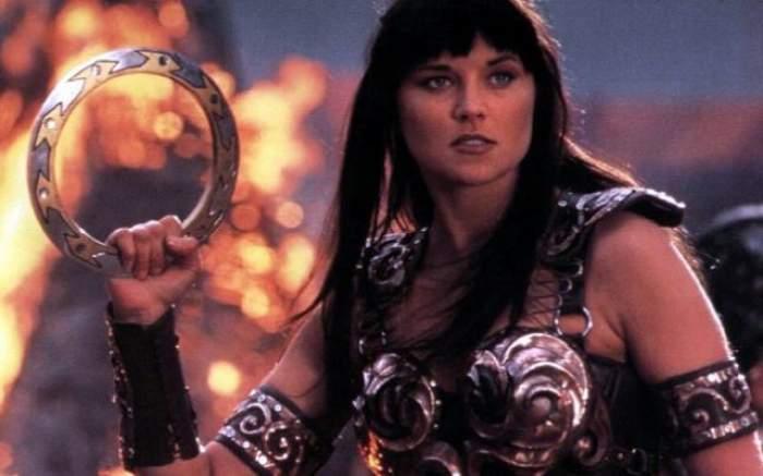 Cum arata acum Lucy Lawless din Xena, prinţesa războinică! Nici nu zici că mai e ea!