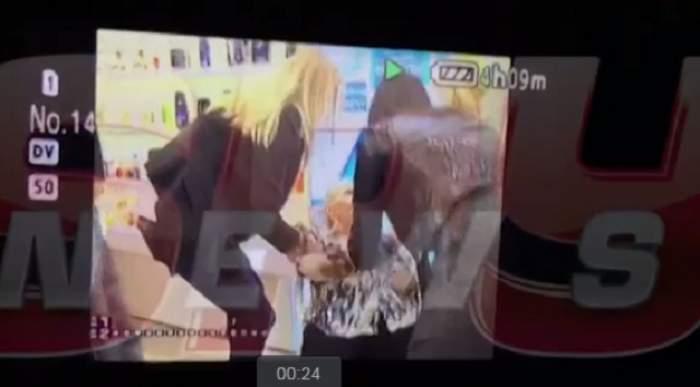 VIDEO / Clipe cumplite! IMAGINI din momentul în care Zina Dumitrescu S-A PRĂBUŞIT, în timpul unui interviu