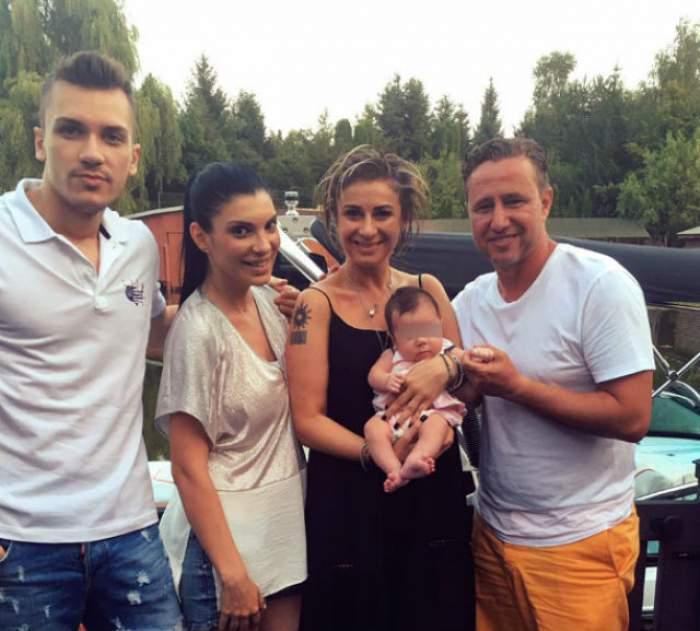 FOTO / Primele imagini cu rochia naşei Andreei Tonciu! Anamaria Prodan va atrage aproape la fel de multe priviri ca mireasa