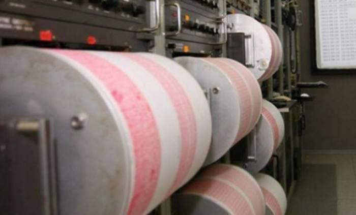 Cutremur cu magnitudinea de 2,9 în Vrancea