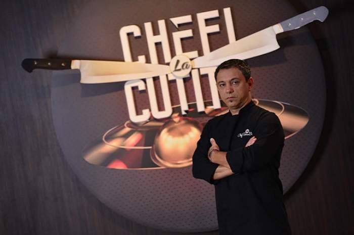 Nimeni nu a ştiut asta despre Chef Sorin Bontea! Ce a făcut acesta e uimitor