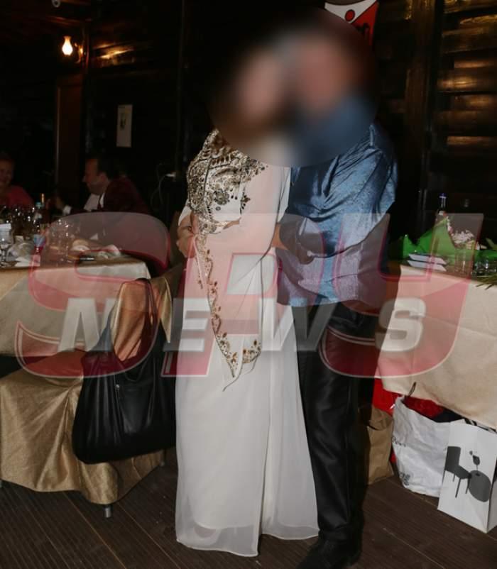 Scandal uriaș la nunta unei vedete! A fost nevoie de intervenția Poliției