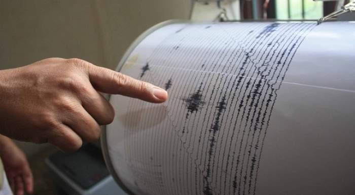 Cutremur de 6,2 grade pe Richter în Rusia