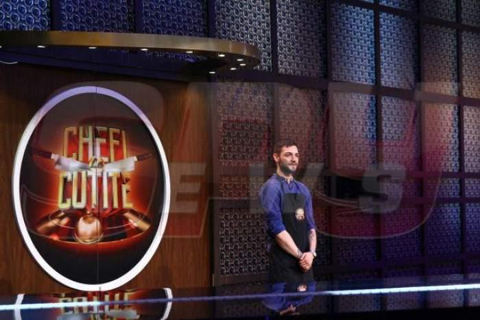 """A venit de la mănăstire pentru a face show la """"Chefi la cuțite""""! Povestea sa i-a impresionat pe toți"""