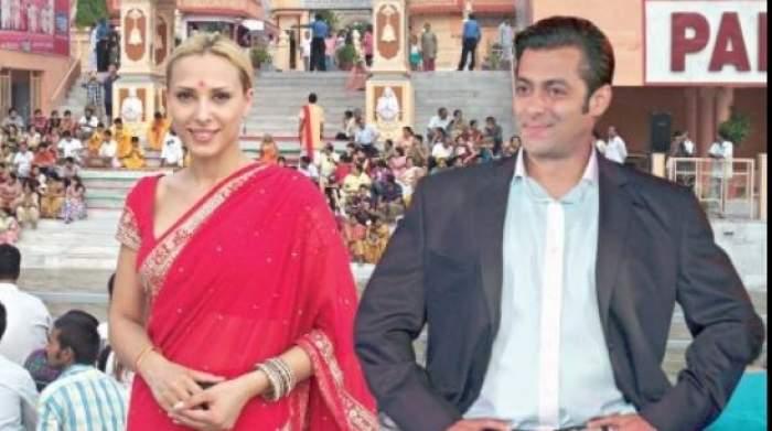 """VIDEO / Iulia Vântur, luată de soţie de Salman Khan """"de nevoie""""! Motivul uluitor pentru care actorul bollywoodian a acceptat să renunţe la burlăcie"""