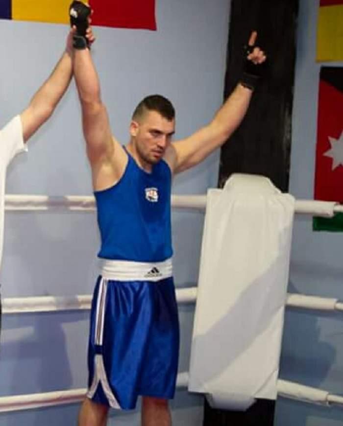 EXCLUSIV / Jandarmul care luptă în cuşca MMA, audiat într-un dosar de trafic de persoane!