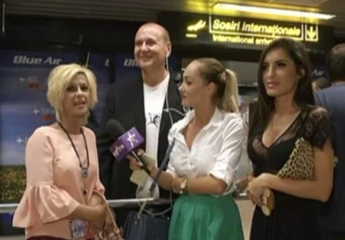 """VIDEO & FOTO / Nick Rădoi a ajuns în ţară! Declaraţii surprinzătoare, pe aeroport: """"Am venit în România să mă însor!"""""""