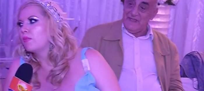 """VIDEO / Scandal la nunta Andreei Tonciu! Oana Lis n-a mai rezistat şi a răbufnit: """"S-a uitat prea mult la una!"""""""