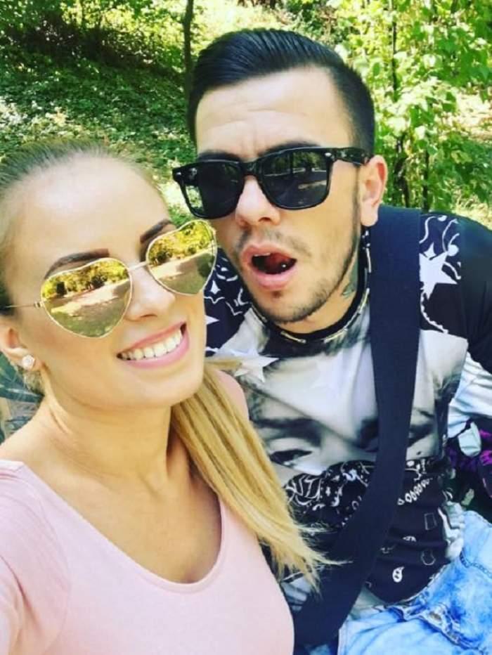 """FOTO / Elly şi Cristian de la """"Mireasă pentru fiul meu"""", pe cale să devină părinţi?! S-a pozat aşa, iar fanii i-au întrebat:""""E însărcinată?"""""""