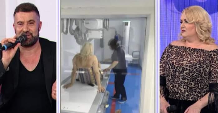 VIDEO & FOTO / Viorica de la Clejani a ajuns de urgenţă la spital! Medicii i-au spus că stea numai în pat, dar ea i-a ignorat