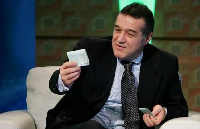 Gigi Becali află astăzi dacă se îmbogăţeşte cu un milion de euro!