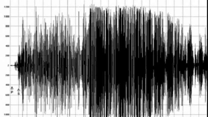 Cutremur de 3,2 grade în judeţul Vrancea!