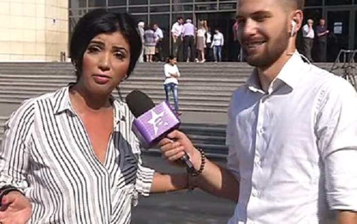 VIDEO /  Adriana Bahmuţeanu, primele declaraţii după termenul în procesul cu Monica Pop! A avut un şoc când a aflat asta în sala de judecată