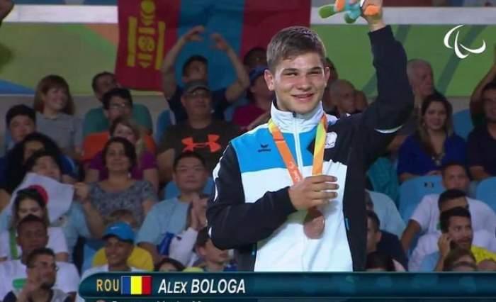 România a câştigat prima medalie la Jocurile Paralimpice de la Rio de Janeiro!