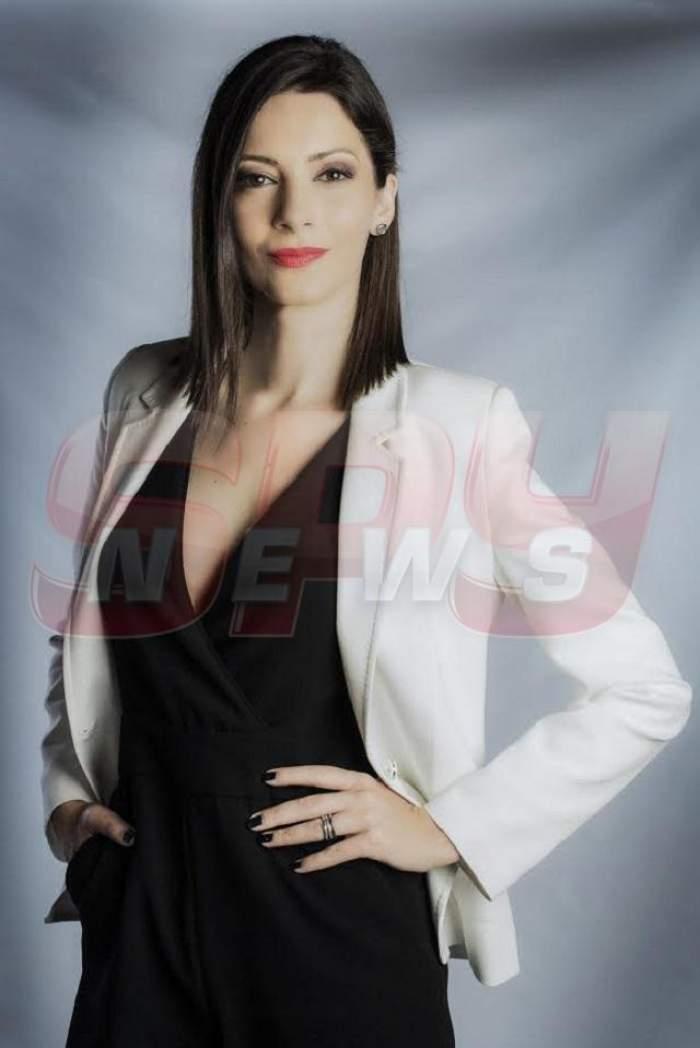 """Andreea Berecleanu dezvăluie la """"Dincolo de aparenţe"""" cum a reuşit să slăbească peste 8 kilograme"""