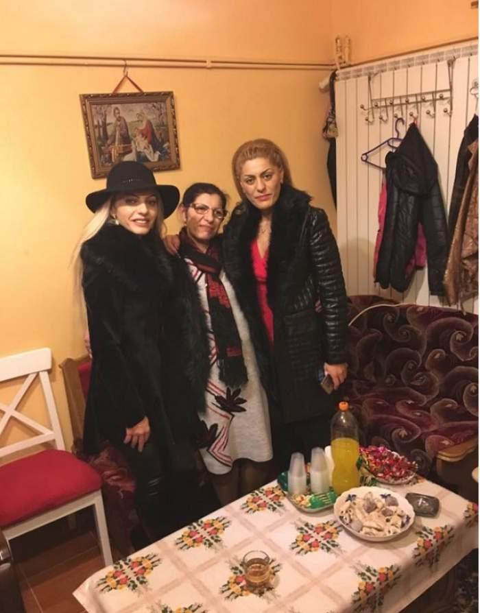 VIDEO / Cum arată mama Nicoletei Guţă! Ea este femeia care i-a dăruit patru copii lui Nicolae Guţă