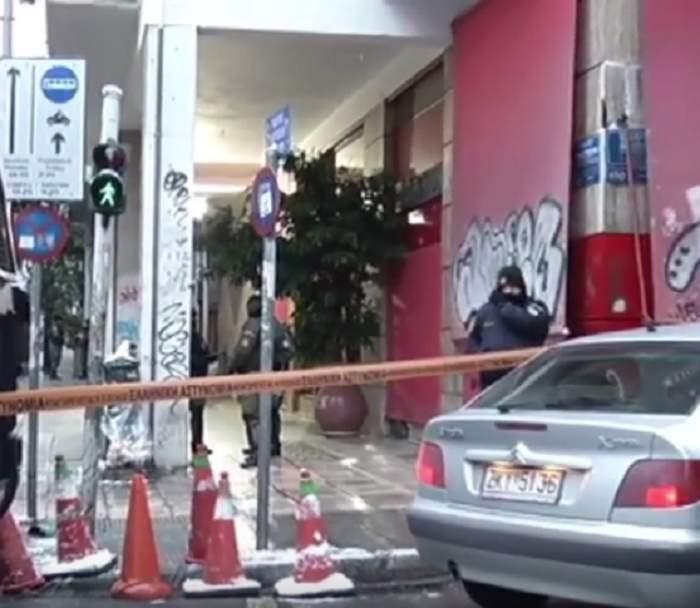 VIDEO / ULTIMA ORĂ! ATAC ARMAT în Grecia! Autorităţile au intrat în alertă