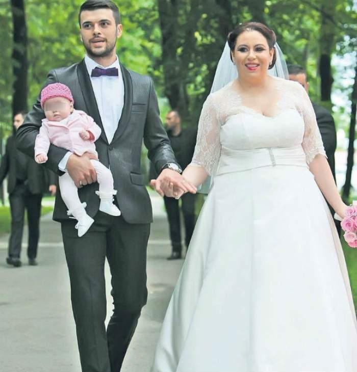 """Reacţia Oanei Roman după ce soţul ei a făcut declaraţii la TV despre DIVORŢ: """"După ce o să vorbesc eu, sper să..."""""""