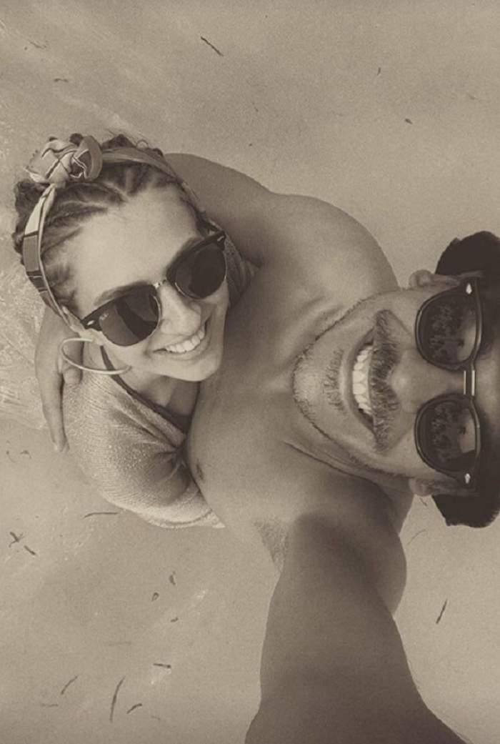 """FOTO / Lidia Buble s-a întors din vacanţa însorită, iar când a ajuns acasă a avut un şoc: """"Ajutor! Să mă scoată cineva de aici!"""""""