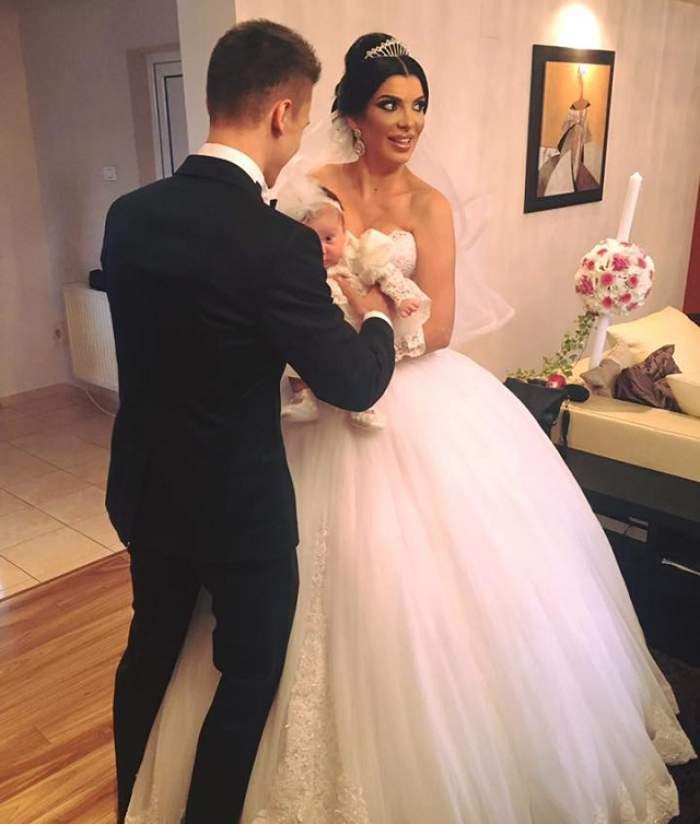 """Andreea Tonciu se ceartă cu soţul din cauza apariţiilor ei TV, dar continuă să îşi facă de cap: """"Îmi place, lasă-mă!"""""""