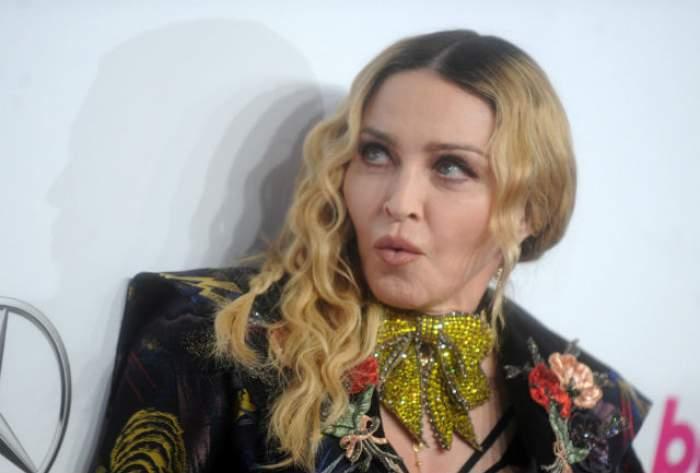"""Madonna a stârnit un val de reacţii, după ce a făcut publică o POZĂ cu vedere la """"PĂSĂRICĂ"""""""
