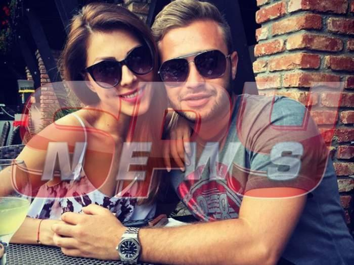 Imagini EXCLUSIVE de la prima nuntă a iubitului Ilincăi Vandici! Era în culmea fericirii când s-a însurat cu sexy-deputata