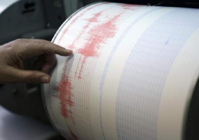 Cutremur de 2,5 grade pe scara Richter în Vrancea