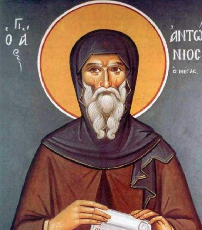 Astăzi îl sărbătorim pe Sfântul Antonie cel Mare! Uite ce rugăciune trebuie să spui!