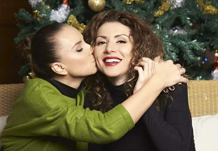 Surpriză din partea lui Carmen Brumă pentru Adina Halas! De ziua ei i-a adus un buchet de... pătrunjel