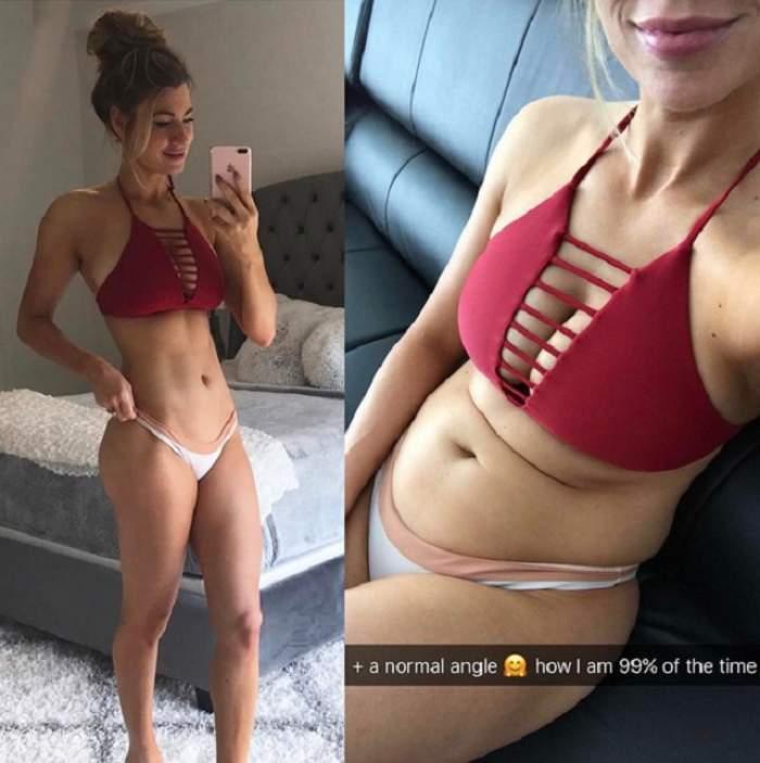 FOTO & VIDEO / A slăbit în câteva luni cât alţii în ani de zile! Asta e reţeta magică a starului fitness Anna Victoria