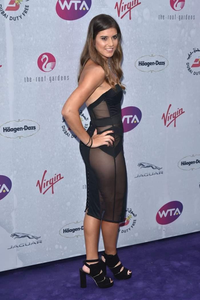 Imagini interzise cardiacilor cu Sorana Cîrstea! Singura româncă rămasă în competiţie la Australian Open arată demenţial!