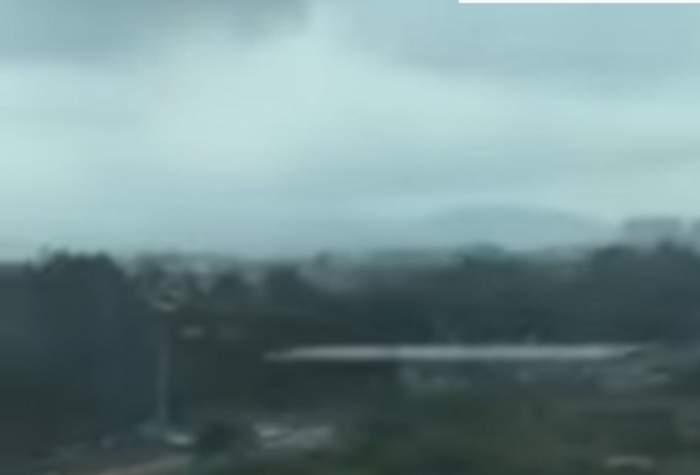 VIDEO / Fenomen straniu în China! Un oraş întreg, pierdut printre nori