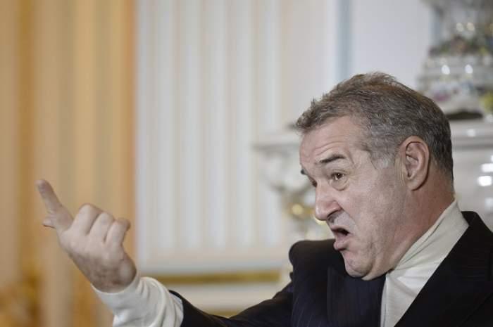 Gaură de un milion de euro în bugetul lui Gigi Becali! Latifundiarul din Pipera, dezastru în afaceri