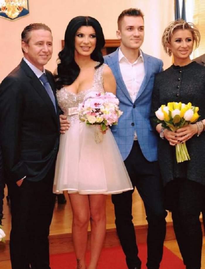 """FOTO / Chiar dacă este în plin scandal, Anamaria Prodan îşi declară dragostea pentru un alt antrenor celebru: """"TE IUBESC!"""""""